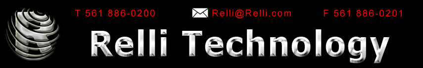 Relli Technology - The Source for all your Military Parts